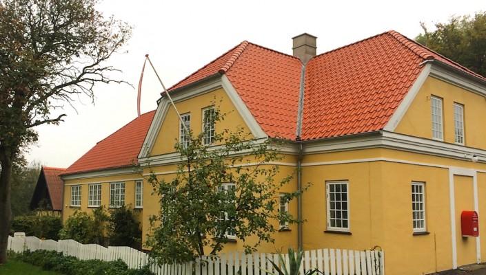 Tegl tag - Tømrer & Snedker Allan Christiansen ApS - Nakskov