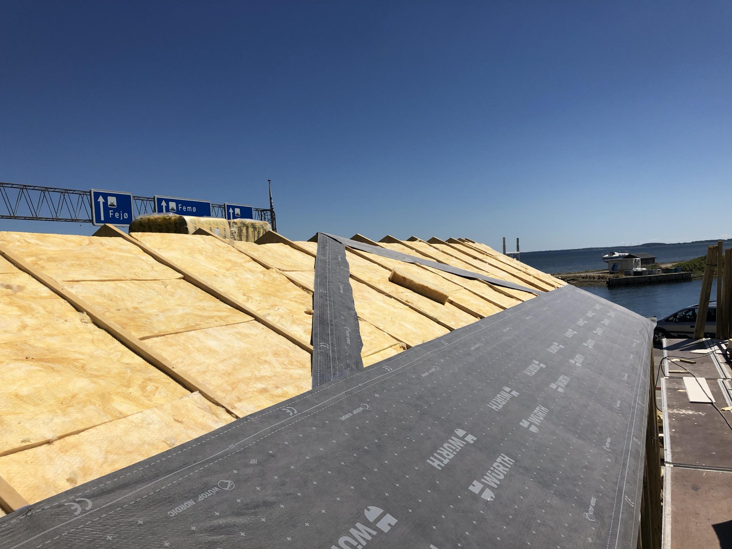 Billetkontor kragenæs havn - Tømrer Allan Christiansen Nakskov