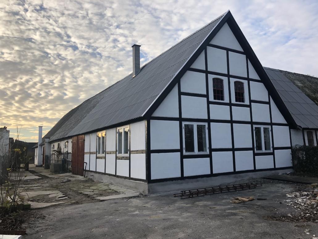 Eternit tag - Tømrer & Snedker Allan Christiansen ApS - Nakskov