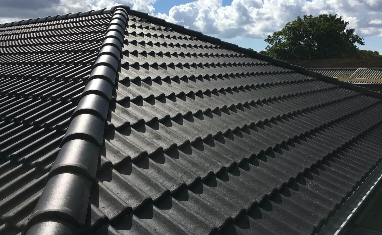 beton tegl tag -Tømrer & Snedker Allan Christiansen ApS - Nakskov